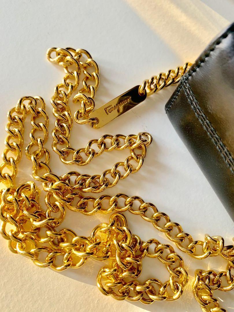 Authentic Salvatore Ferragamo Sling Bag