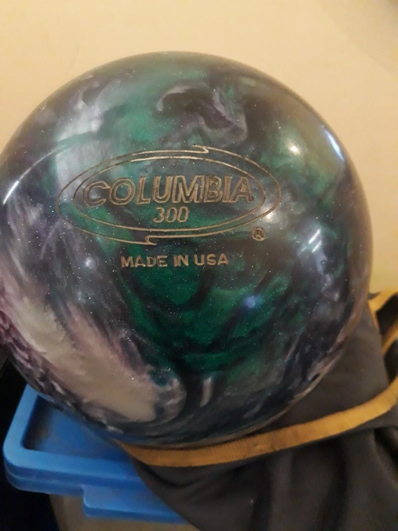 Bola Bowling WD import