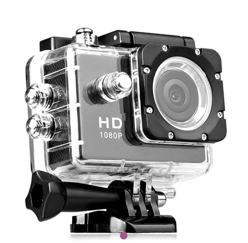 BRAND NEW   HD Action Camera 1080p   FATHER'S DAY GIFT IDEA