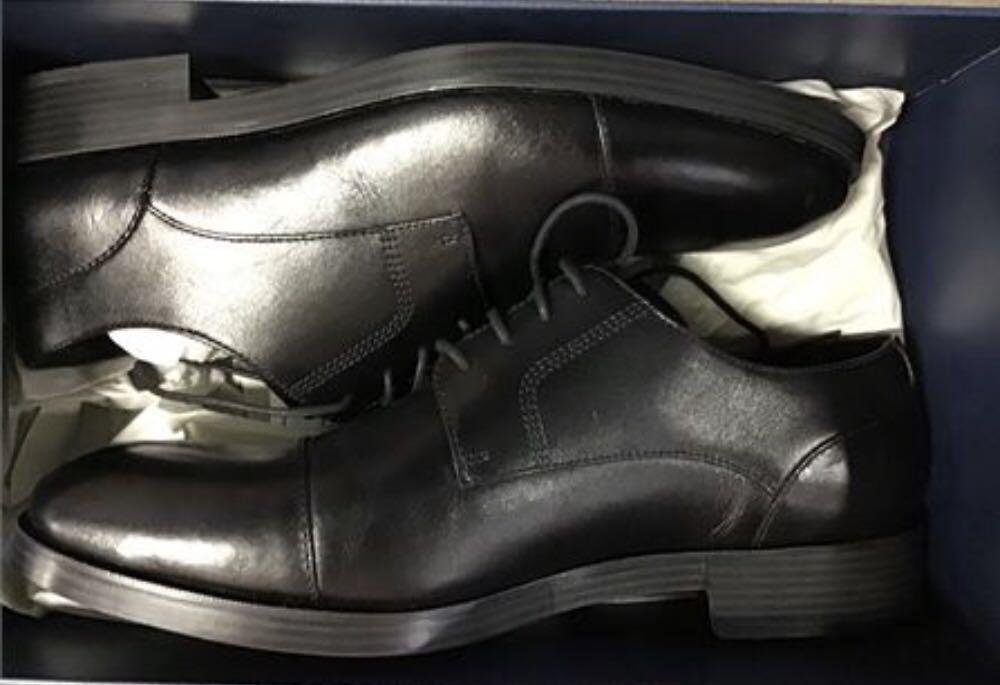 *BRAND New In Box* Henry Grand Cap-Toe Oxfords from Cole Haan