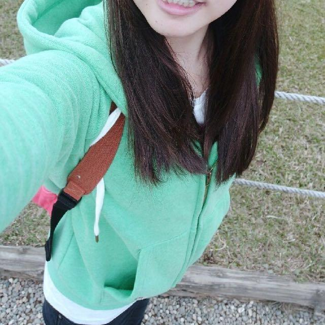 Caco內刷毛外套(綠色)