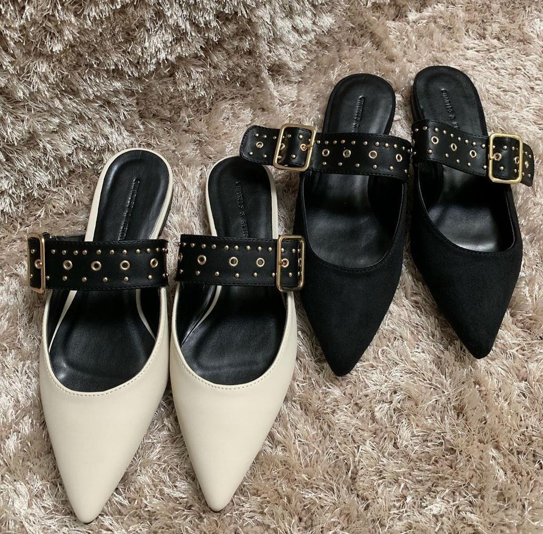 CNK Mules Flatshoes