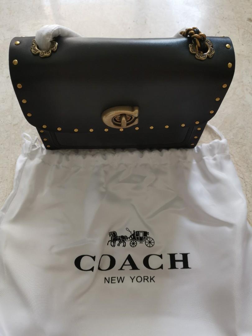 Coach Parker Shoulder Bag