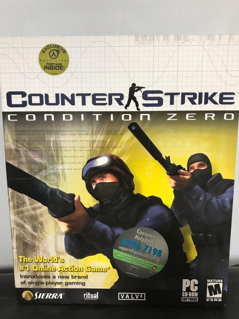 Counter Strike Condition Zero PC Game ...