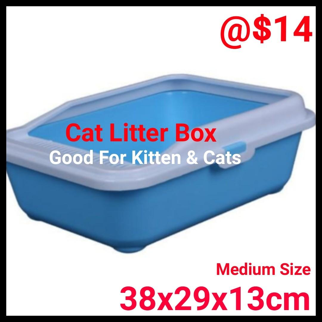 Fast Deal $10 Cat Litter Box Sand Litter Free Scoop, not cat cage cat condo tree cat sand litter scracth post carrier