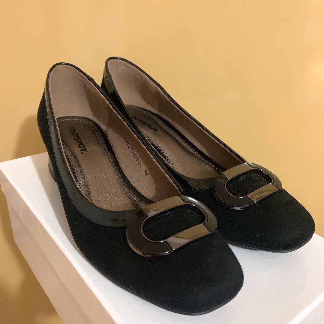 Footspot 低跟鞋
