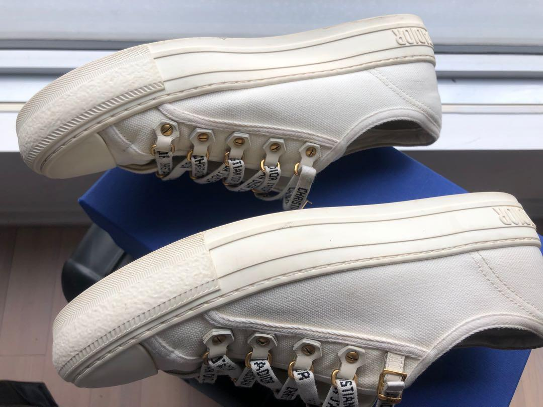 Gently used DIOR sneakers