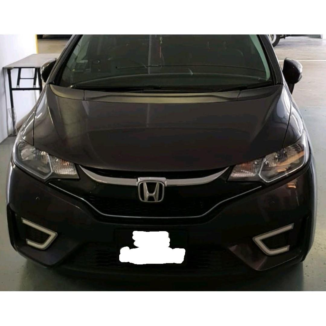 HONDA FIT 1.3 HYBRID F PACKAGE CVT