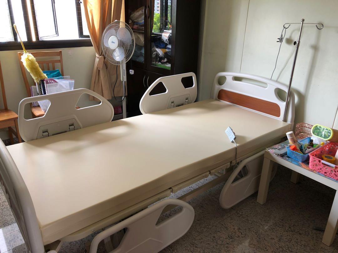 Hospital bed - electric