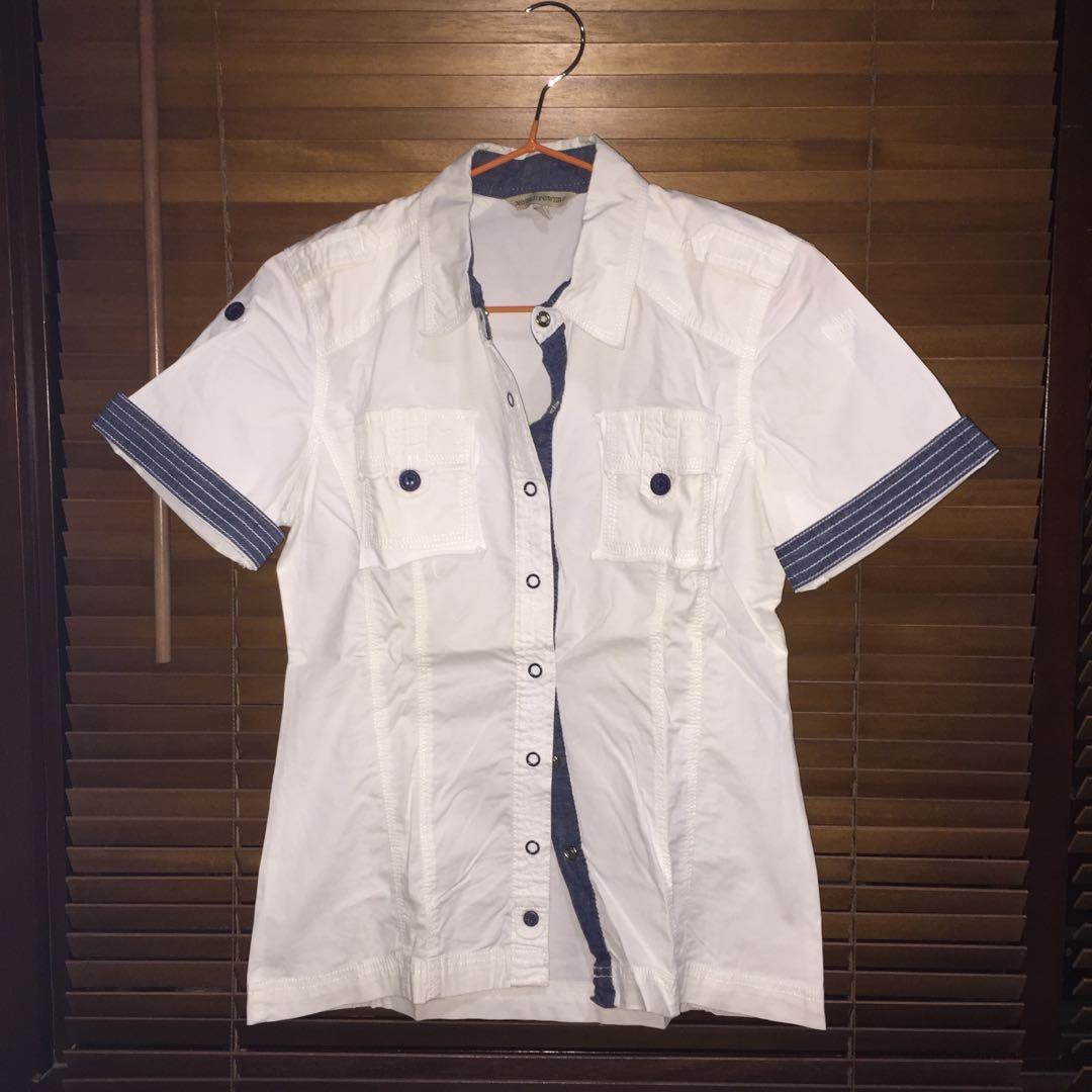 Kemeja putih/ white top