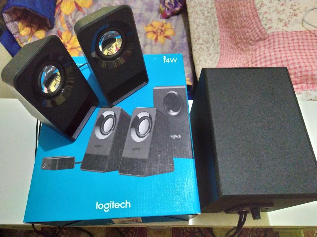 Logitech speaker/PS4 speaker