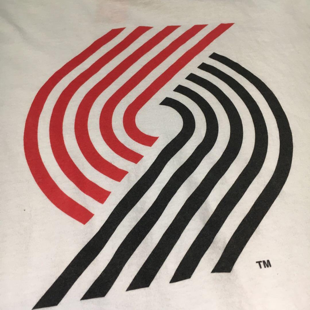 波特蘭拓荒者logo T(#211)