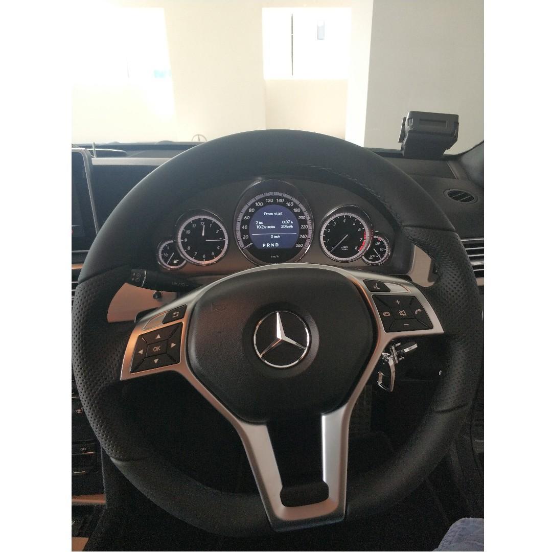 Mercedes-Benz E250 AMG Line Auto