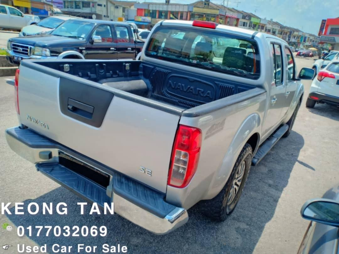 NISSAN NAVARA 2.5MT 4X4 6 SPEED 2013TH Cash💰OfferPrice💲Rm37,800🎉CAR KING(BEST CONDITION & LowestPrice IN TOWN)‼🎉Call📲 Keong For More🤗