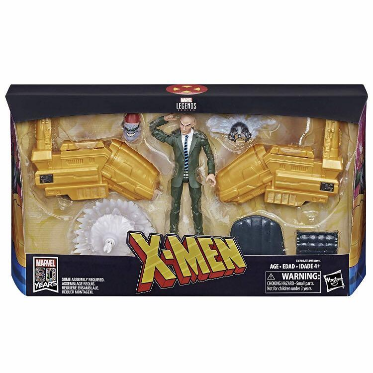 [PO] MISB Marvel Legends Rider Series X-Men Professor X With Hover Chair