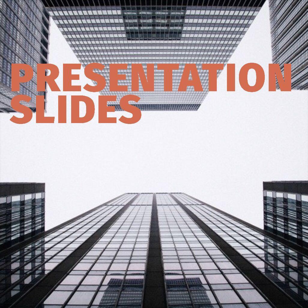 Presentation Slides for Microsoft Powerpoint