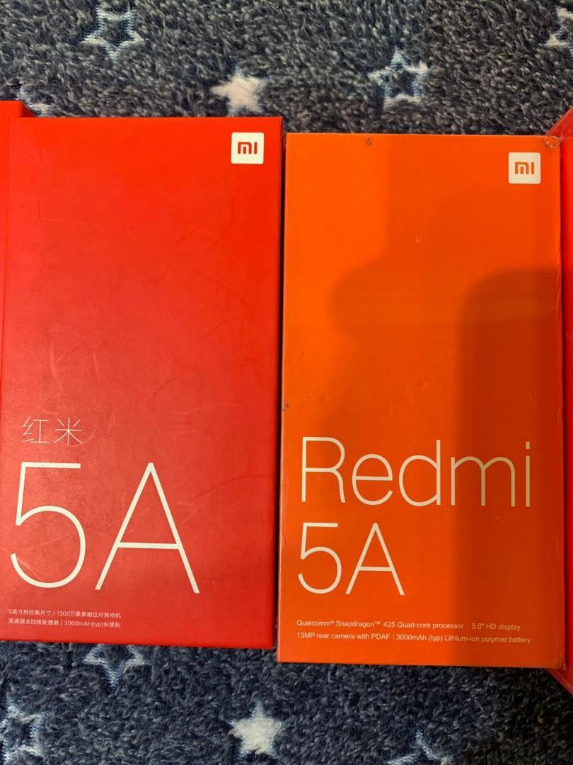 REDMI 6A/6/5A/5/XIAOMI 4X