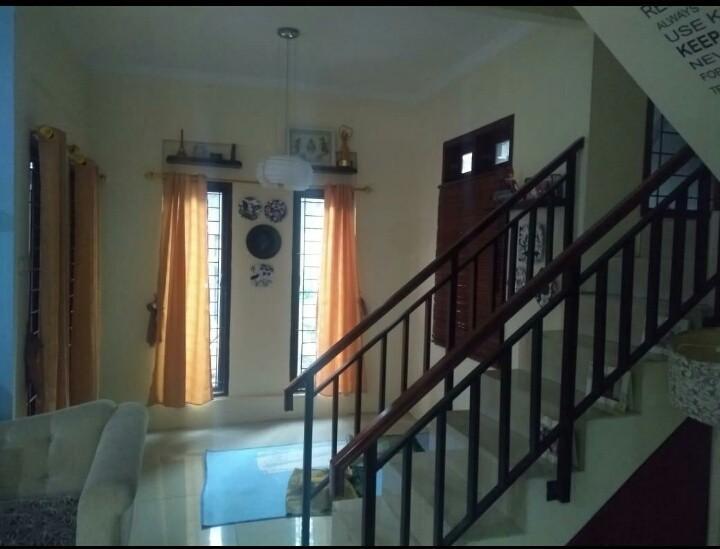 Rumah secondary nyaman dan asri