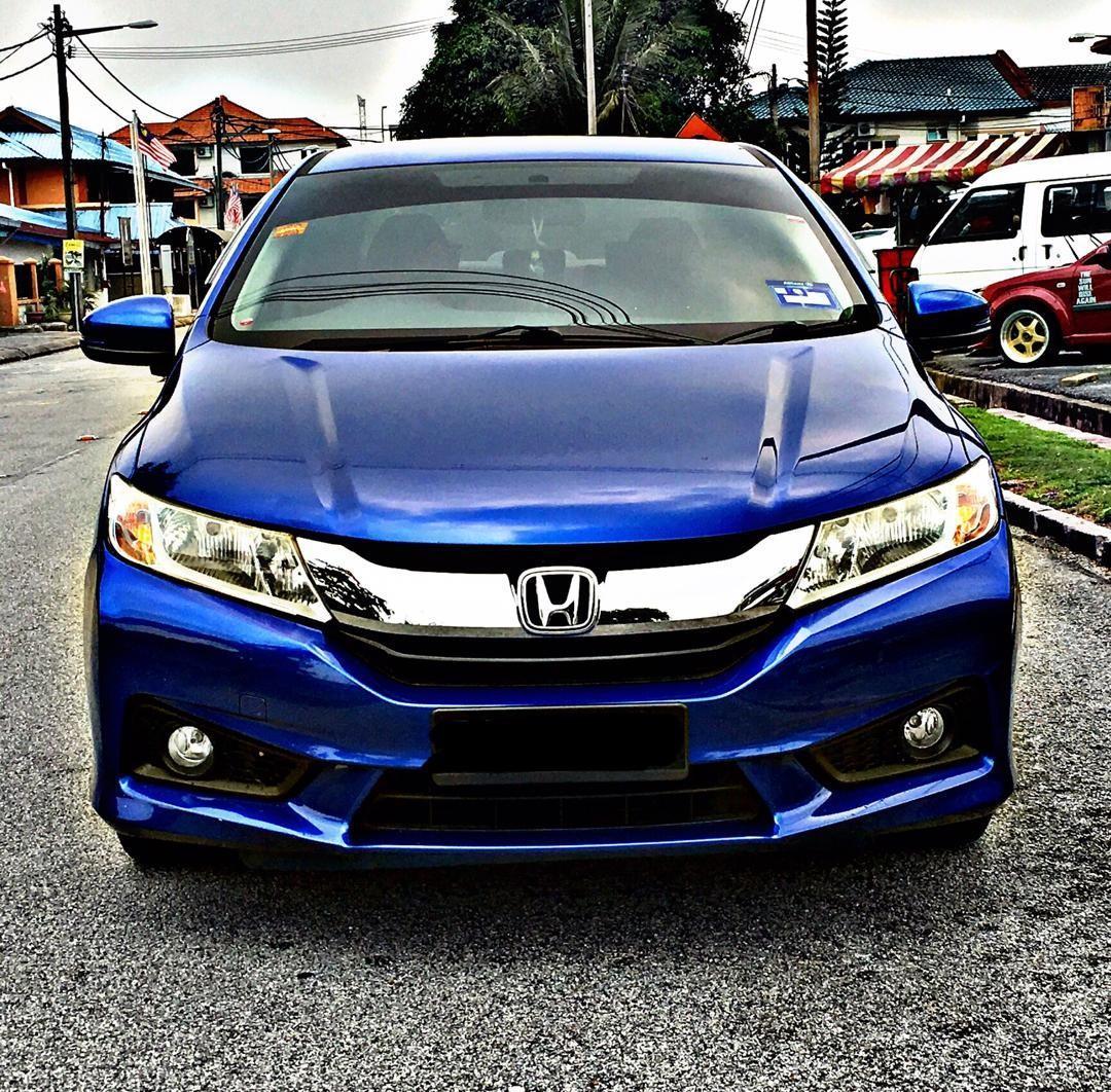 Sewa Beli Honda City I Vtec E Spec 1 5 Auto Push Start Button 2015 Cars Cars For Sale On Carousell