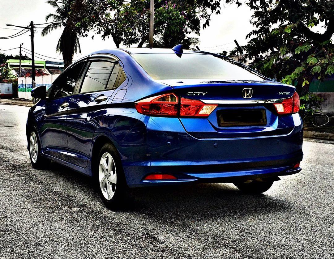SEWA BELI>>HONDA CITY I-VTEC E SPEC 1.5 AUTO (PUSH START BUTTON) 2015