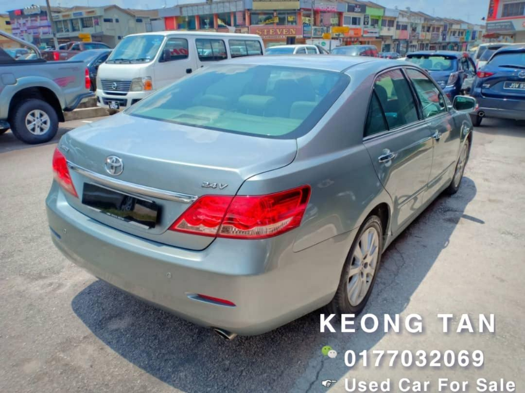 TOYOTA CAMRY 2.4AT V SPEC 2007TH🎉LeatherSeat/Good Condition💲Cash💰OfferPrice💲Rm33,500 Only‼LowestPrice InJB 🎉📲 Keong‼🤗