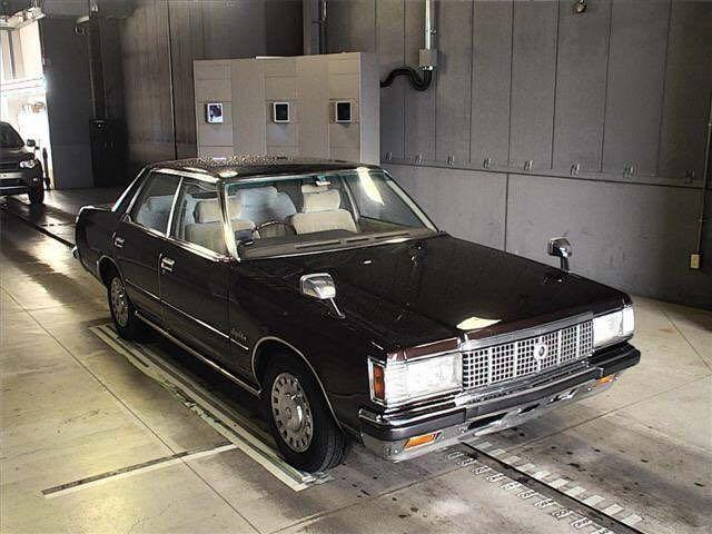 TOYOTA CROWN 1980