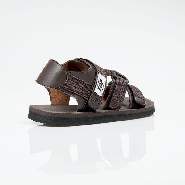 Tuf shoes sandal Reiwal black brown