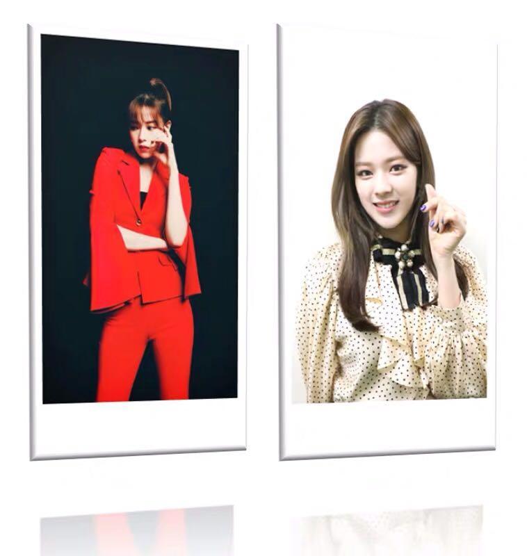Twice JeongYeon Individual 100pcs Lomo Card/Photocard