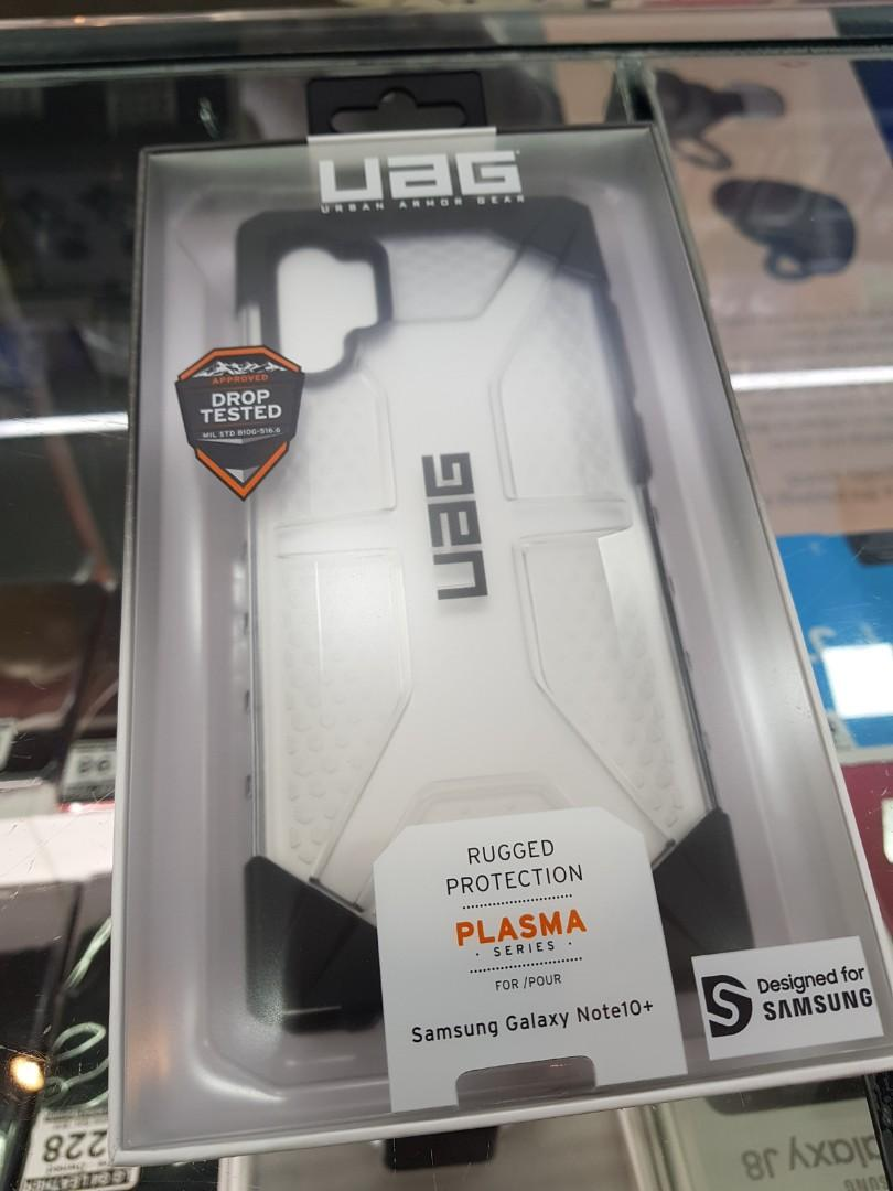 UAG PLASMA FOR NOTE 10 / NOTE 10 +