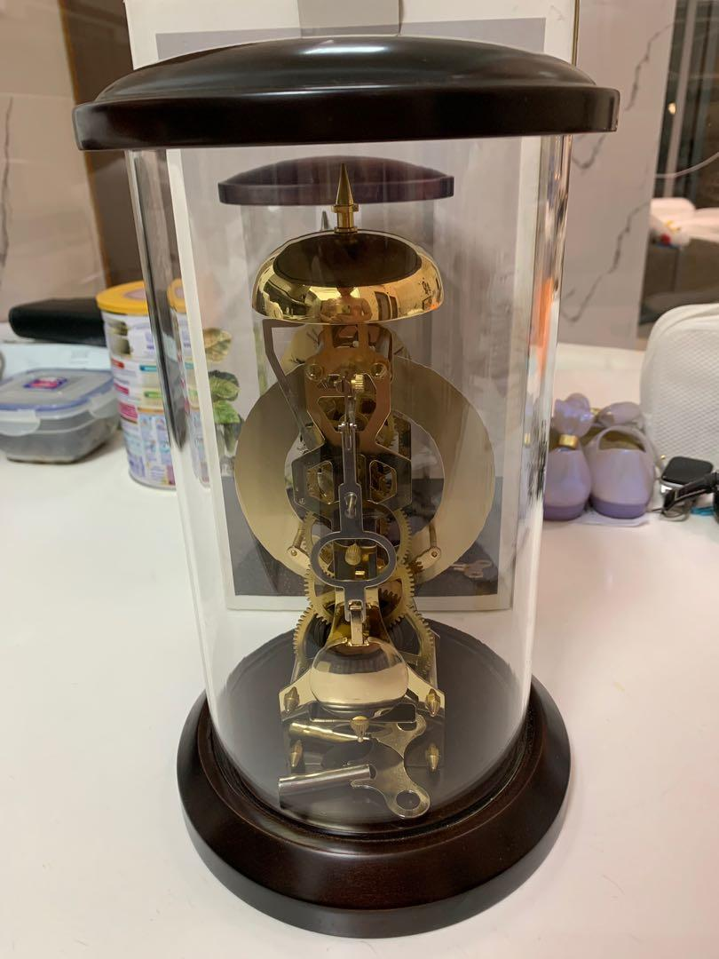 Vintage Mechanical Winding Clock