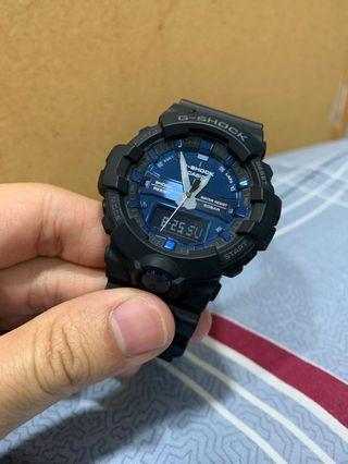 G Shock GA 810 MMB blue