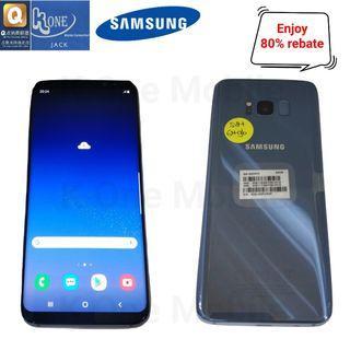 Used Samsung Galaxy S8 Plus 64GB Blue