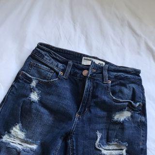 GARAGE Girlfriend Jeans