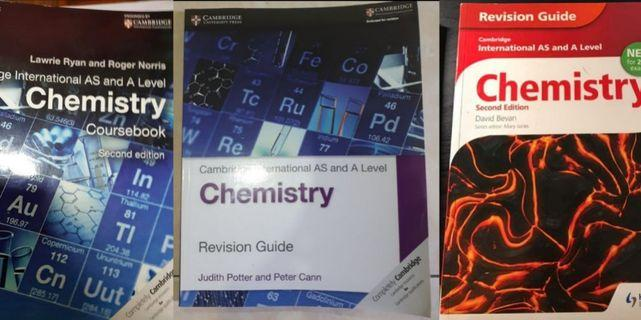 Chemistry A Level