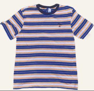 h&m men striped tshirt