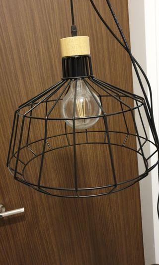 4 units Pendant Lamp