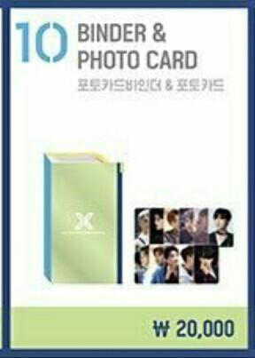 X1 concert md - photo binder pc