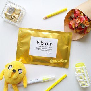 緊緻淡斑除皺 泰國正品 Fibroin 蠶絲蛋白童顏面膜 泰國代購