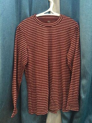 Uniqlo Stripes Top