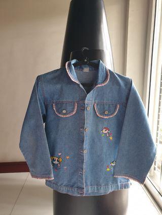 Ragged Maong Jacket