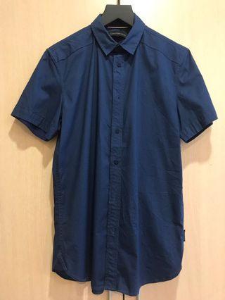 Ck短袖襯衫
