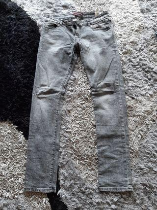 Zara man dejim collection grey