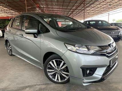 2015 Honda Jazz 1.5 V spec Auto