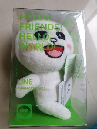 Cony line friends plushie