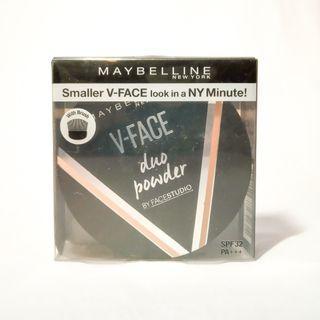 Maybelline V face powder
