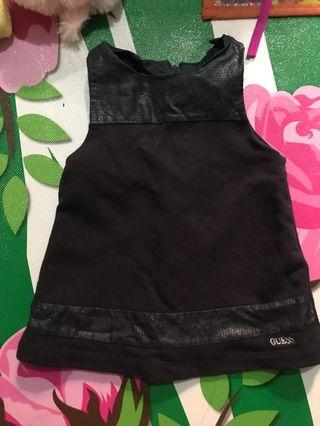 Guess baby dress navy
