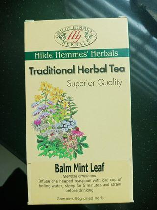Australia Hilde Hemmes Balm Mint Leaf