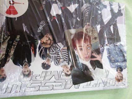 ( UNSEALED ) EXO DON'T MESS UP MY TEMPO SPECIAL VER VIVACE