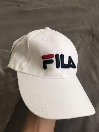 FILA 老帽 棒球帽 鴨舌帽