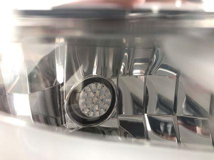 1156 led bulb red brake stop lamp light